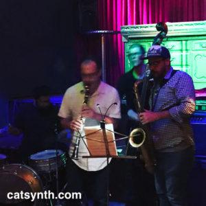 Anton Hatwich Quartet