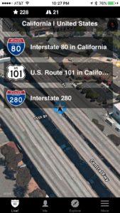 Highway☆ iPhone screenshot