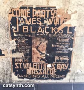 James White and the Blacks
