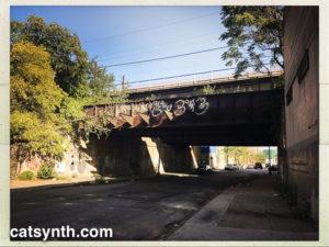 South Bronx Train Overpass