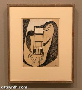 Louise Bourgeois: Femme Maison