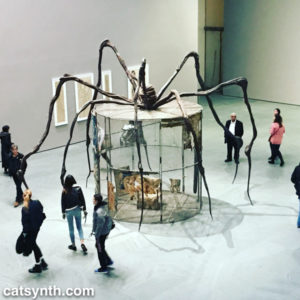 Louise Bourgeois: Spider