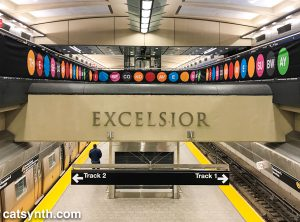 Excelsior (2nd Avenue Subway)