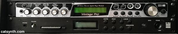 Proteus 2000 (Vintage Pro) and Morpheus