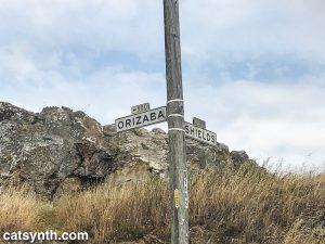 Orizaba Ave and Shields Street